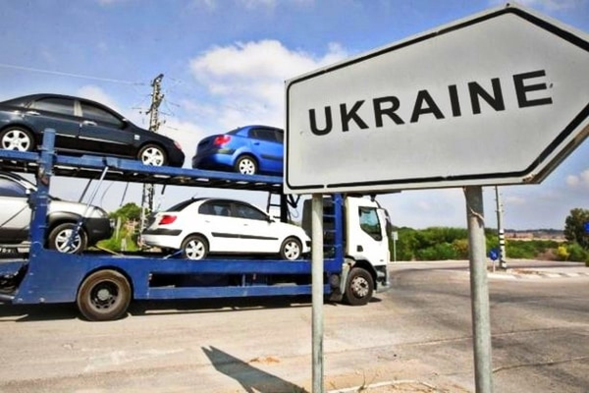 растаможка авто в украине 2018