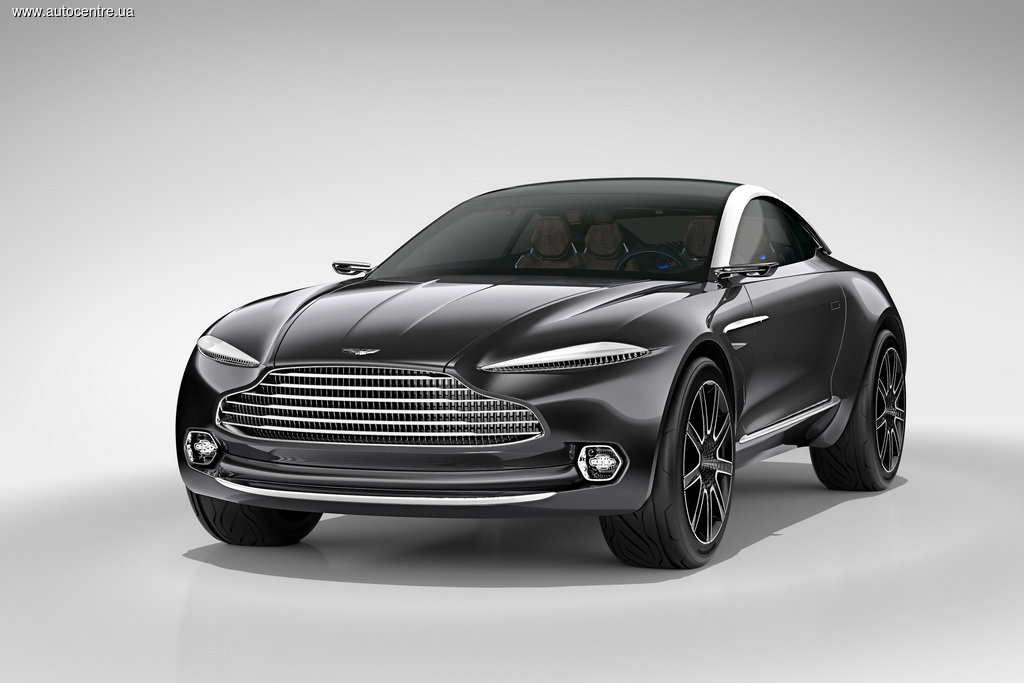 Первый кроссовер Aston Martin получит двигатель Mercedes