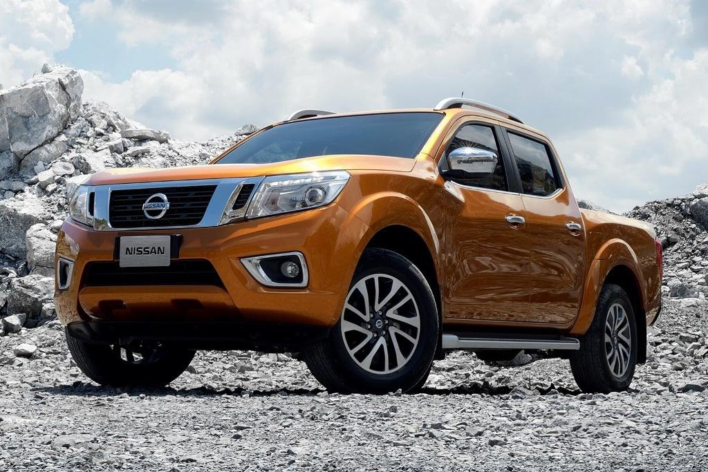 Новый рамный внедорожник Nissan бросит вызов Toyota Prado