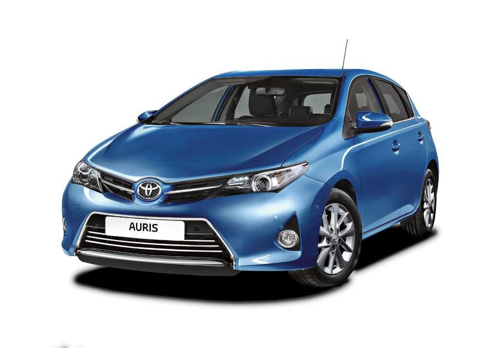 Toyota возвращает хетчбэк Corolla?