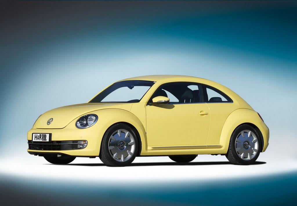 Новый Volkswagen Beetle станет электромобилем