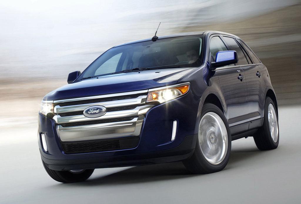 Ford | Кроссоверы и внедорожники – CrossoverCars.ru