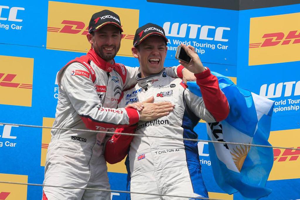 Двойная победа для Хосе Мария Лопеса и Citroёn