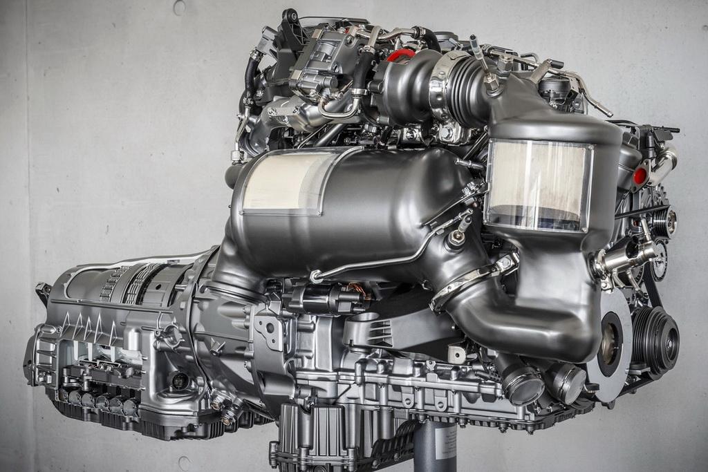 Mercedes-Benz поставит сажевый фильтр на бензиновый мотор