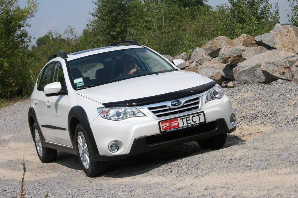 Subaru Impreza XV Внешность