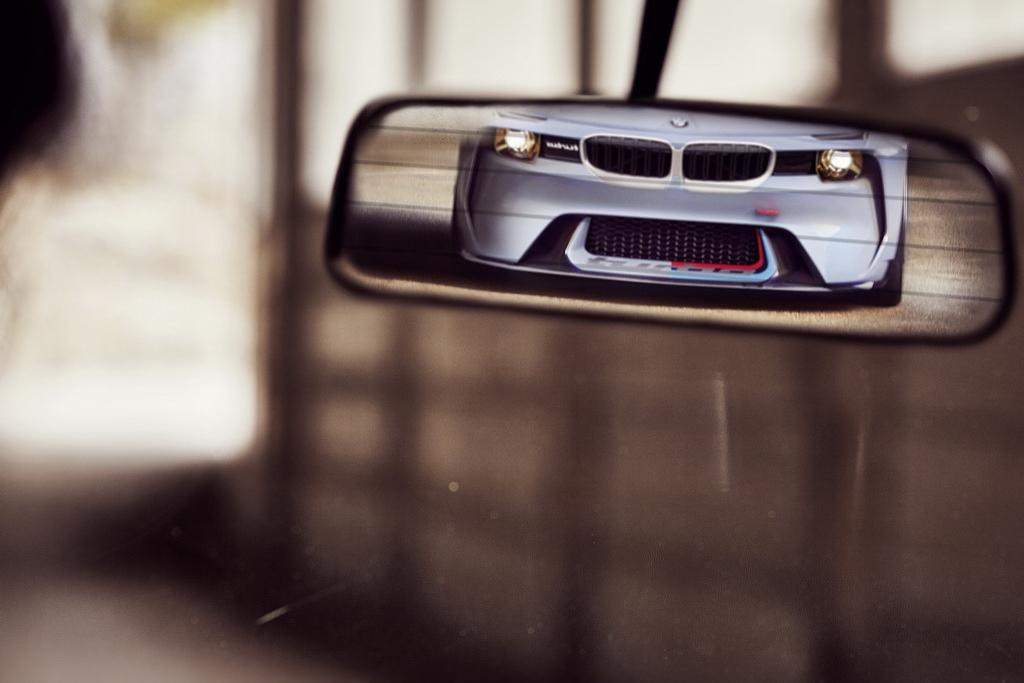 BMW 2002 Hommage – 50 лет настоящего удовольствия от вождения