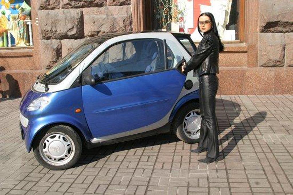 Smart ForTwo  в Україні