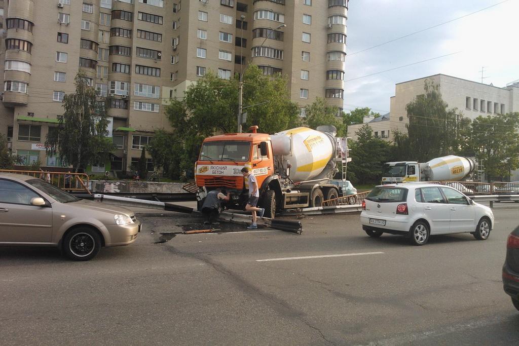 ТОП-7 основных причин ДТП в Украине