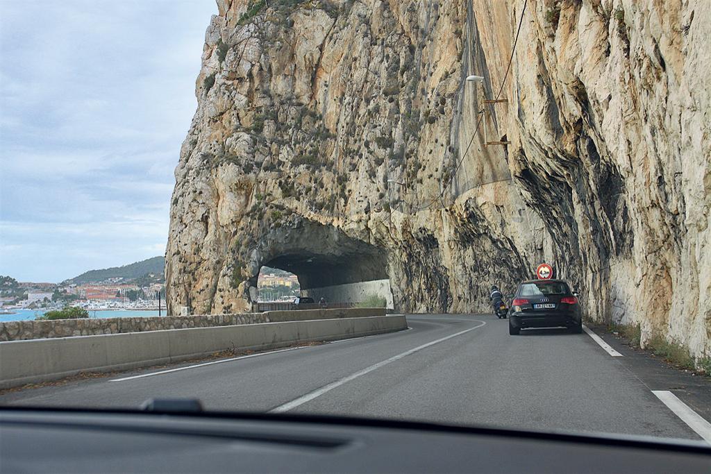 Дорога во Франции