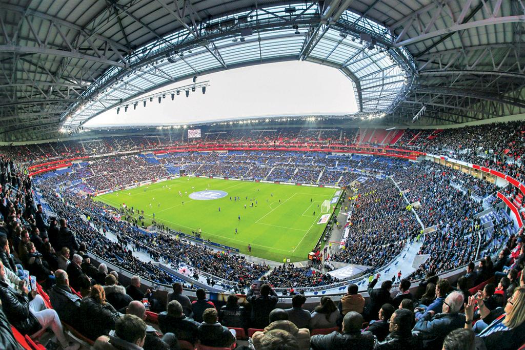 Стадион во Франции
