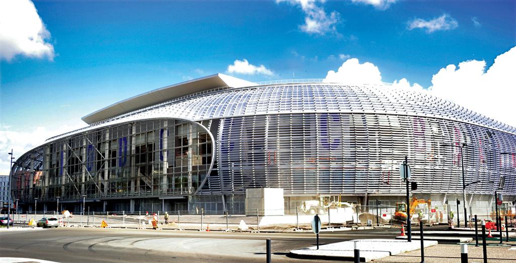 Стадион в Лилле