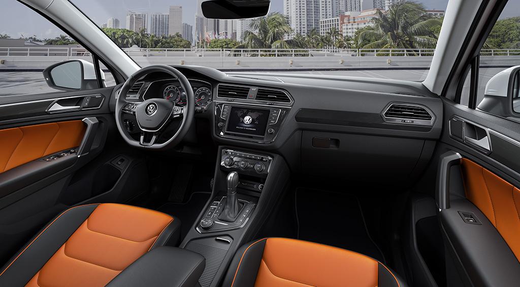 Розпочато прийом замовлень на новий Volkswagen Tiguan