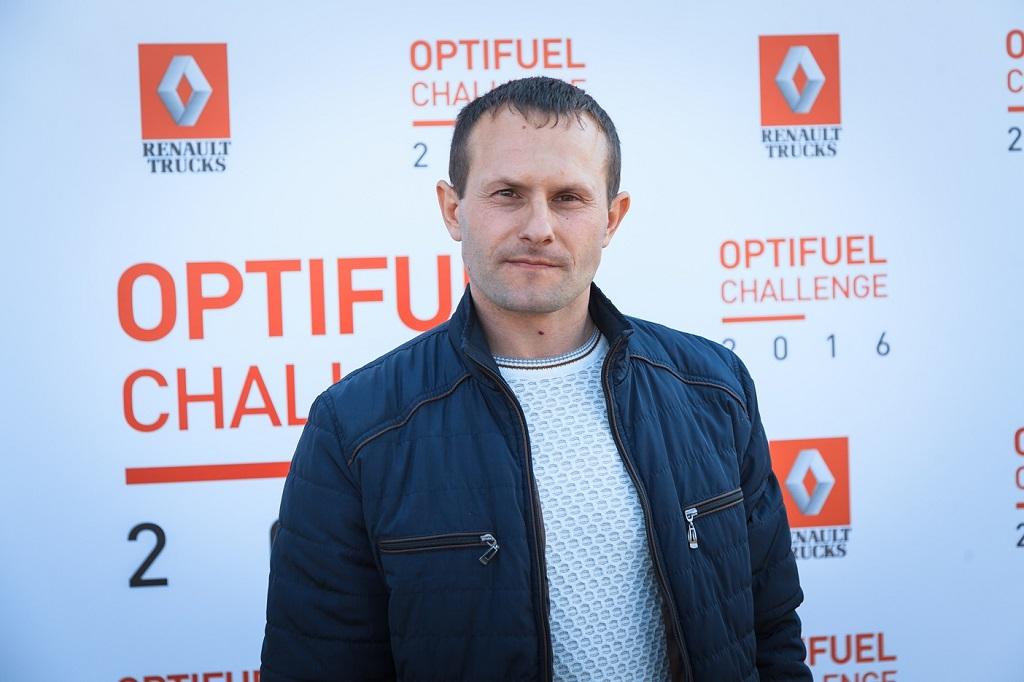 Определен победитель соревнований по экономичному вождению Optifuel Challenge