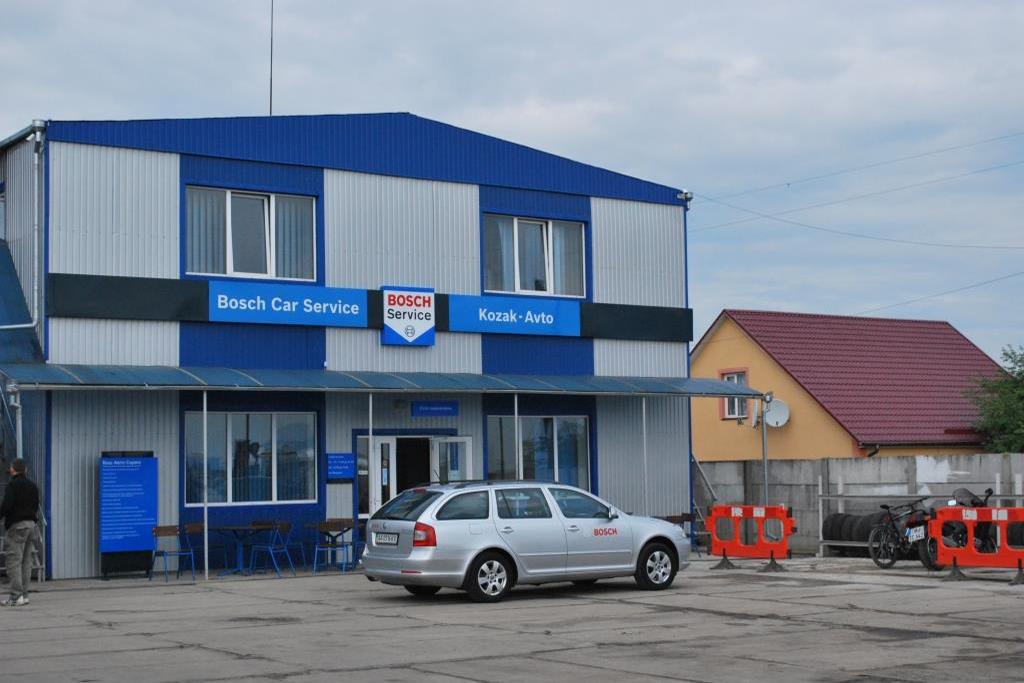 Открылась новая авторизированная станция техобслуживания сети Бош Авто Сервис