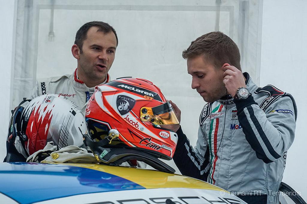 Украинская команда Tsunami RT представит в Имоле три Porsche 911 GT3 Cup
