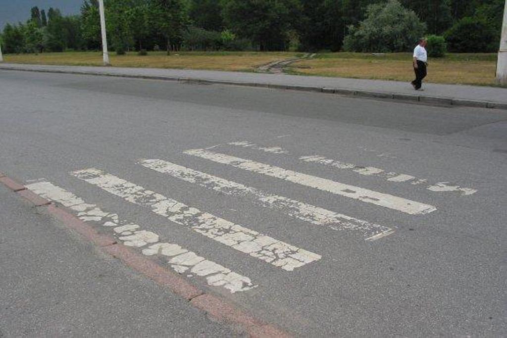 В Киеве жизни пешеходов поставлены под угрозу
