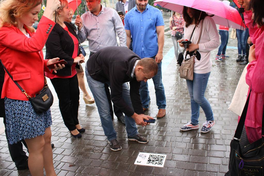 Vodafone проведет экскурсию по Херсону за три часа и 100 мегабайт