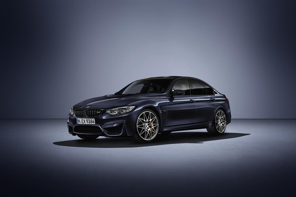 BMW M3 «30 Years M3» вид спереди