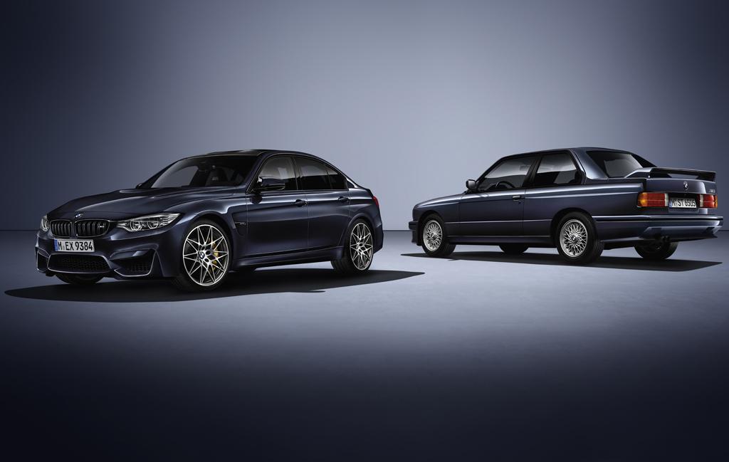 BMW M3 «30 Years M3» двигатель