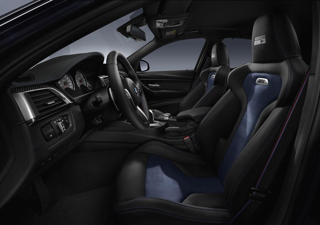 BMW M3 «30 Years M3» салон
