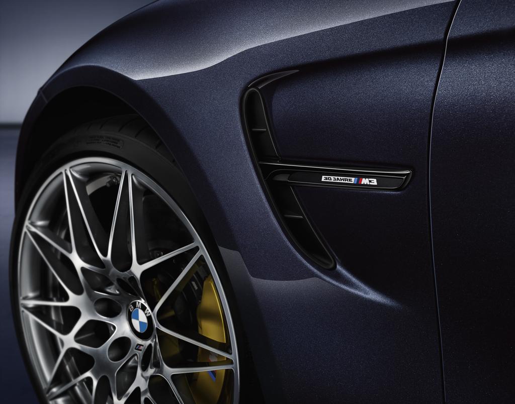 BMW M3 «30 Years M3» колесо
