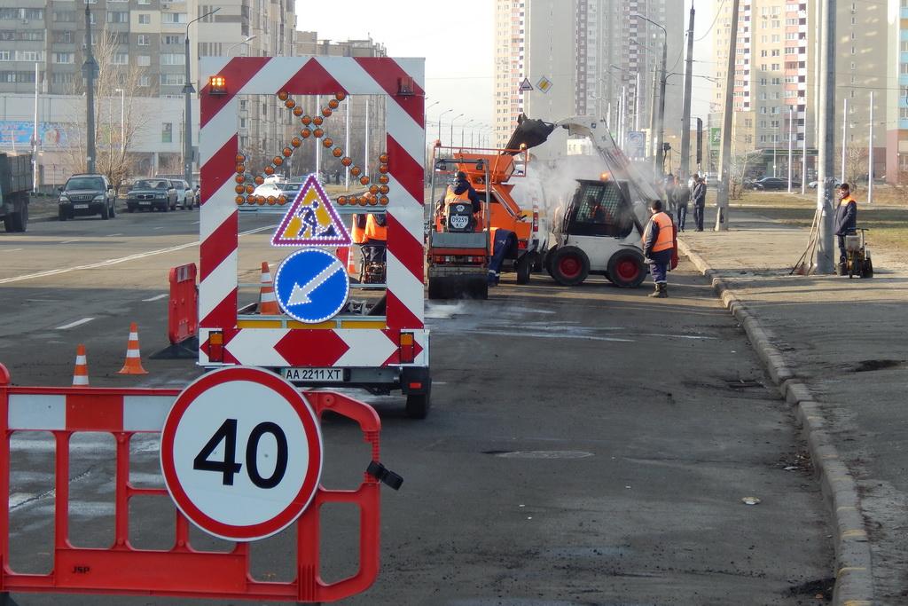 Правительство внедрило независимый контроль дорожных работ