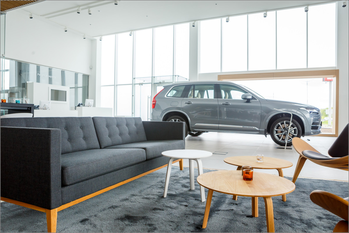 Volvo Car Киев Аэропорт