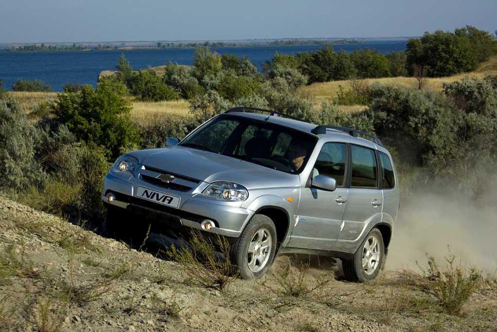 Chevrolet Niva GL