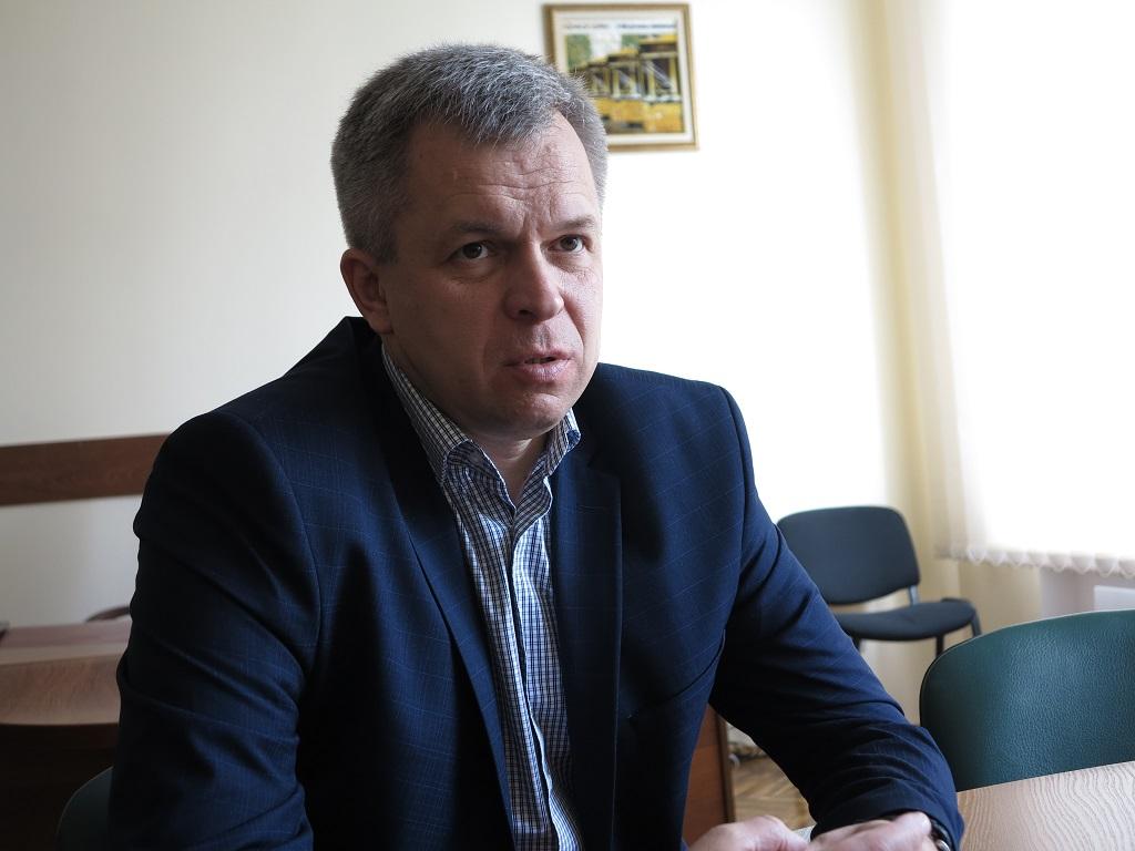 Директор Автосборочного завода №1 Богдан Моторс - Николай Джула