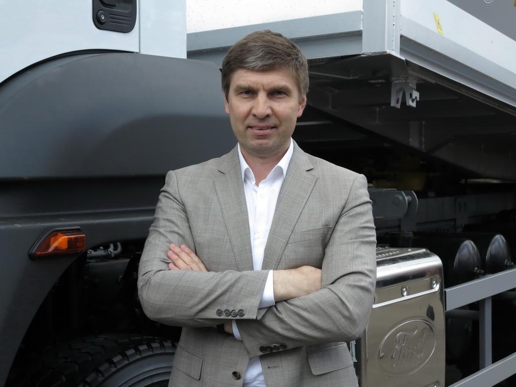 Cергей Кобылинский Генеральный директор компании АВТЕК