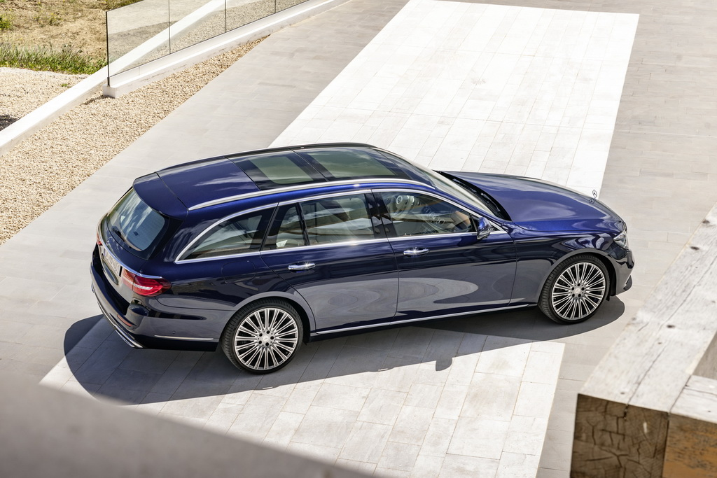 Mercedes-Benz E-Class Estate 2016