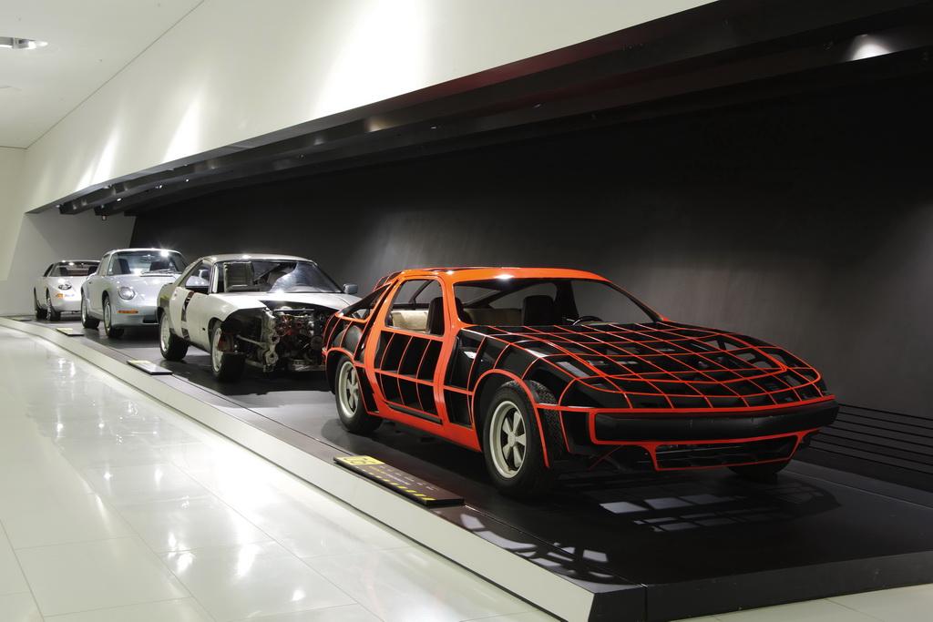 Porsche Museum 7