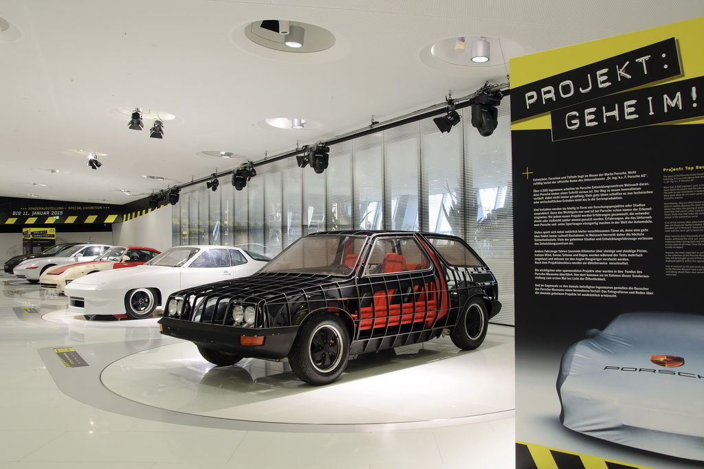 Porsche Museum 8