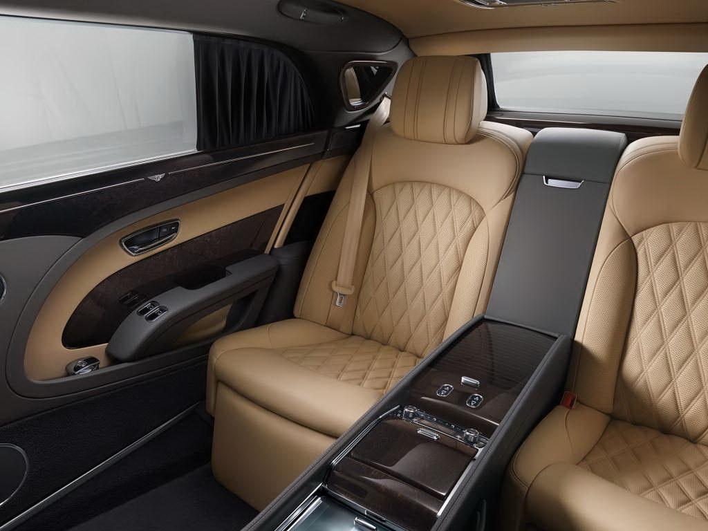 Bentley Mulsanne Extend Wheelbase