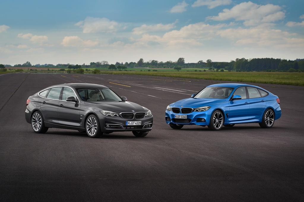 BMW 3 серии Гран Туризмо