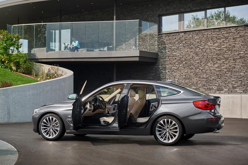 BMW готовится к запуску обновленной 3 серии Гран Туризмо