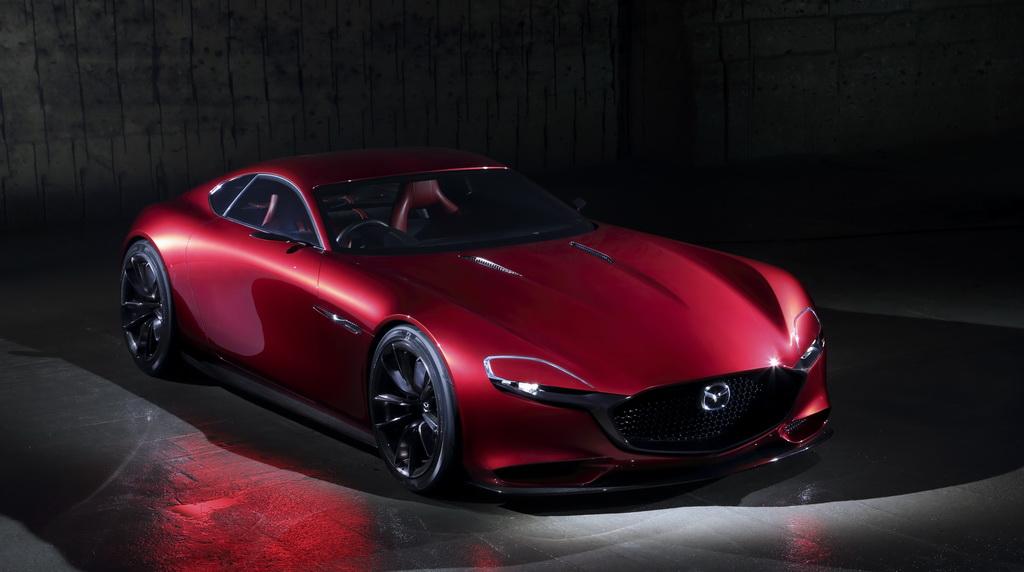 Мазда все-таки покажет вТокио роторный концептуальный автомобиль