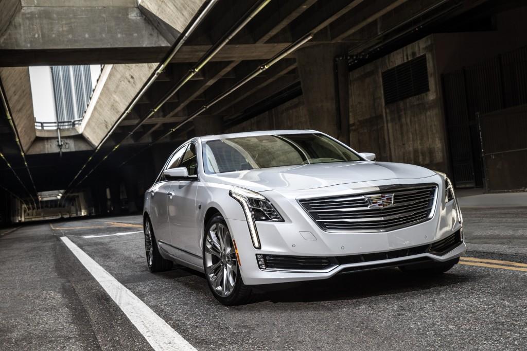 Cadillac готовит революцию в модельном ряду