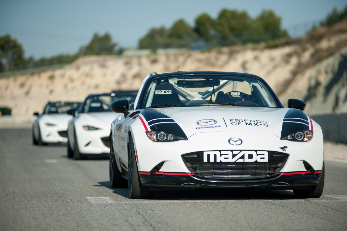 Global Mazda MX-5 Cup 12