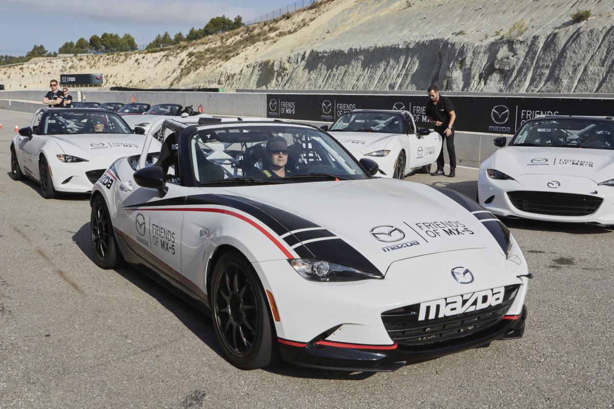 Global Mazda MX-5 Cup 5