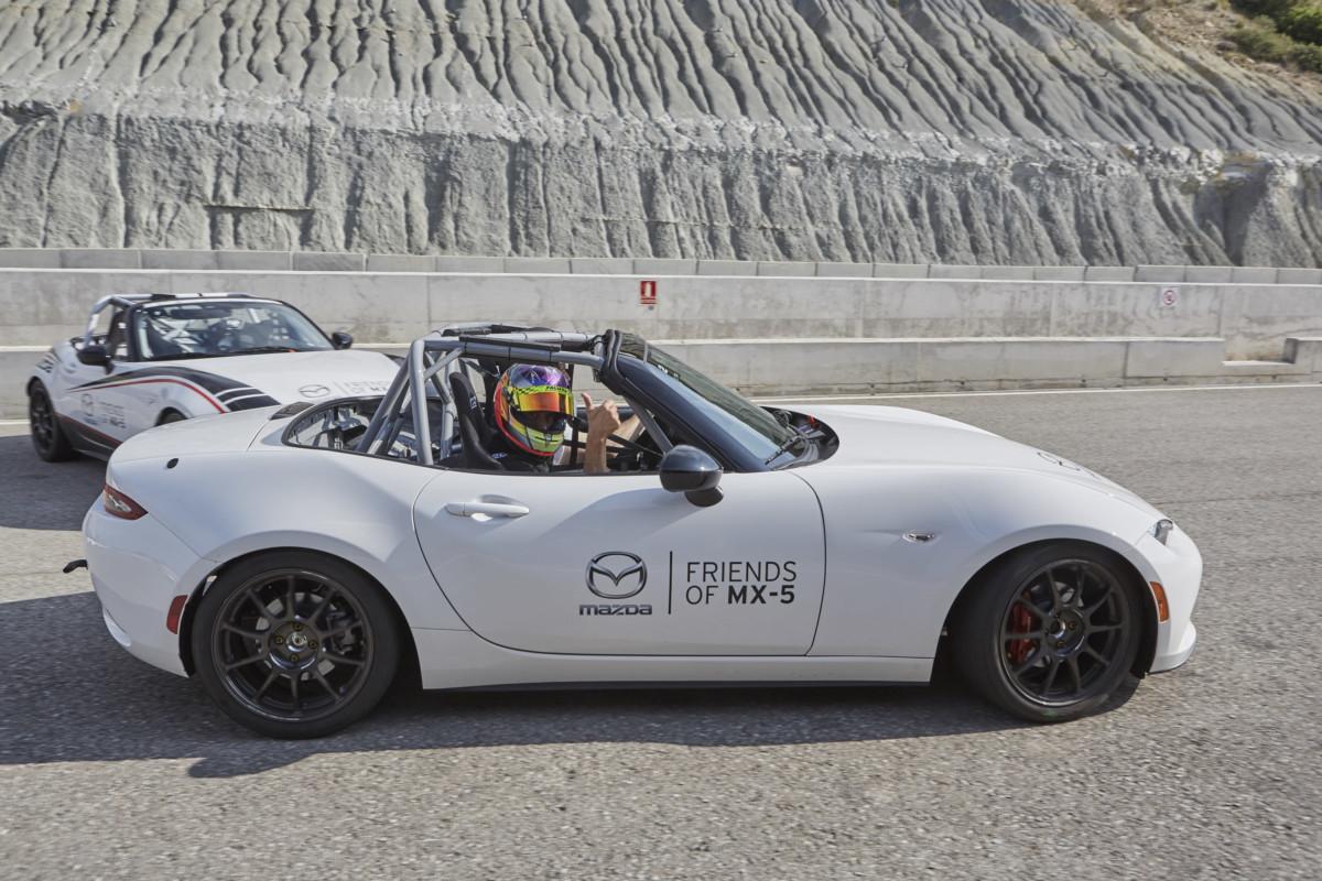 Global Mazda MX-5 Cup 8