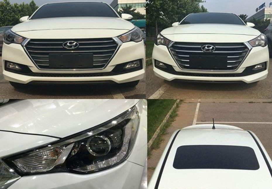 новый Hyundai Accent