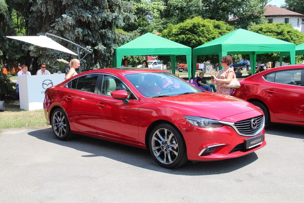 Mazda at NewCasFest 1
