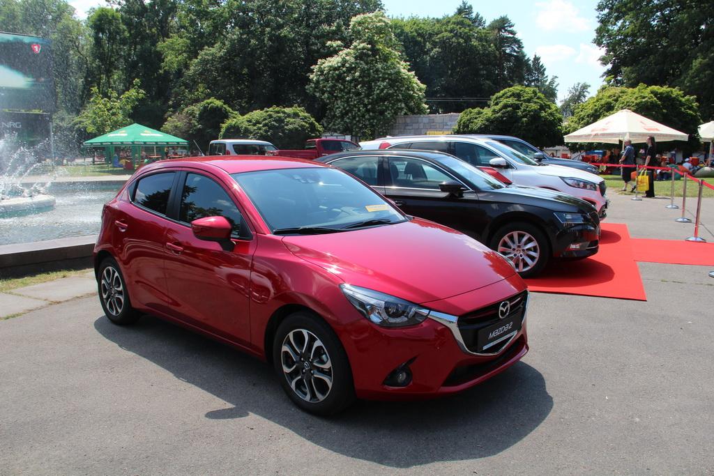 Mazda at NewCasFest 13