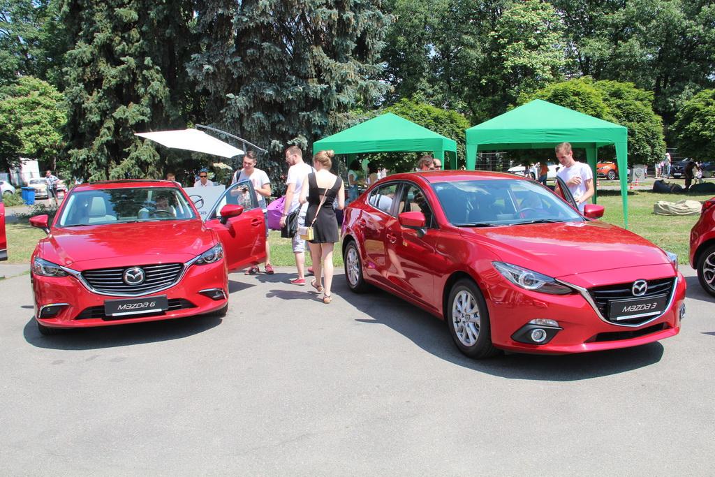 Mazda at NewCasFest 3