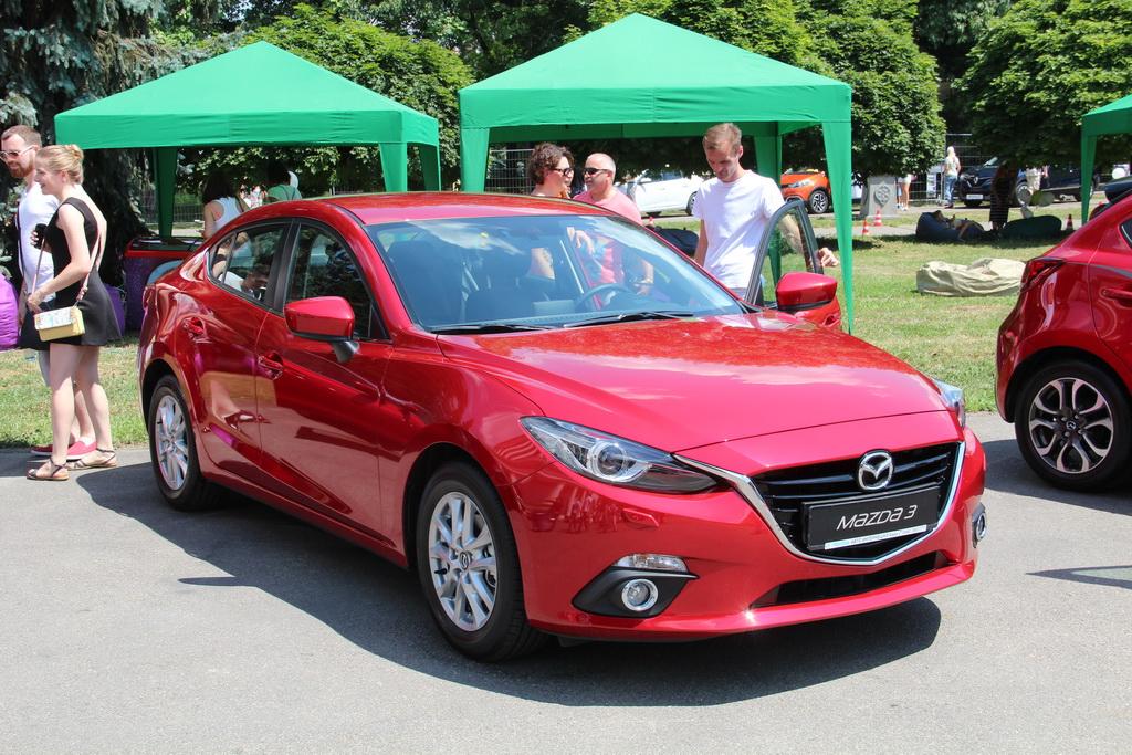 Mazda at NewCasFest 4