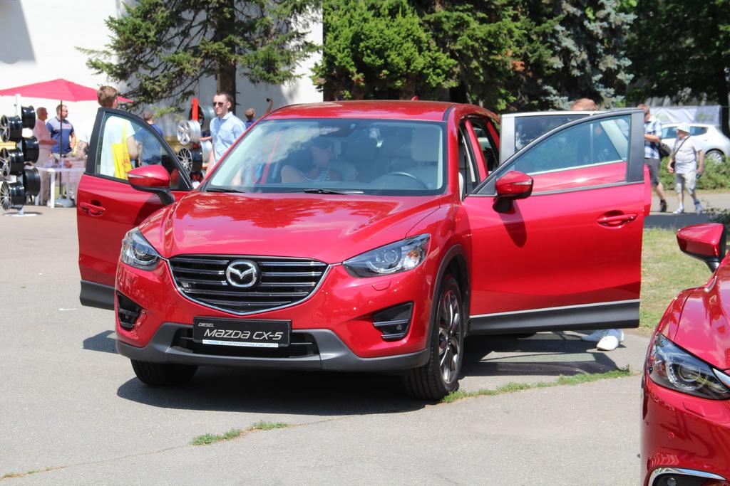 Mazda at NewCasFest 5