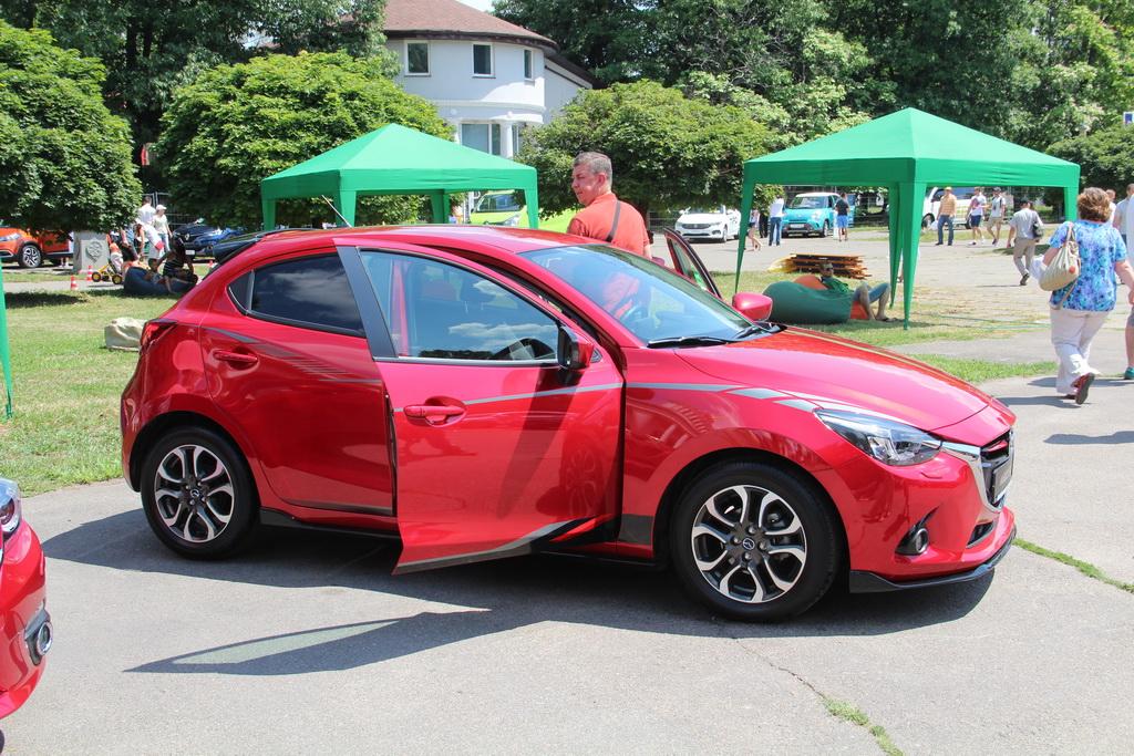 Mazda at NewCasFest 6