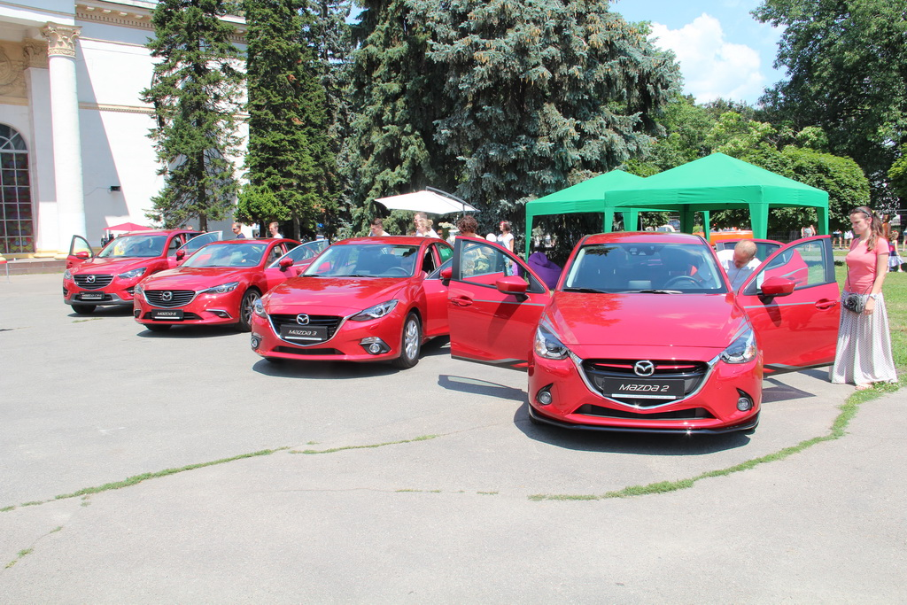 Mazda at NewCasFest 7