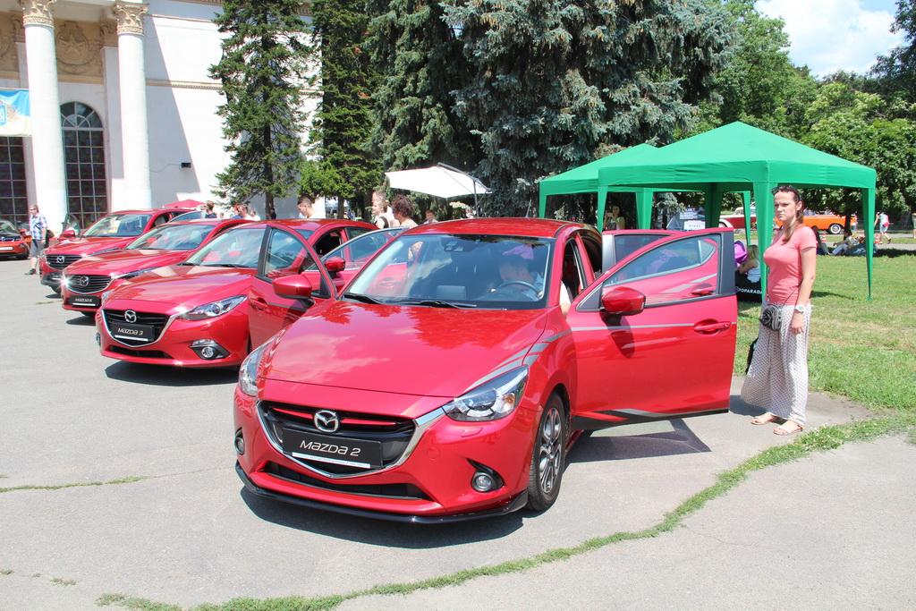 Mazda at NewCasFest 8